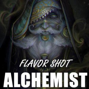 Flavor shot alchemist