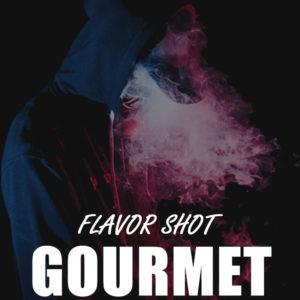 Flavor shot gourmet