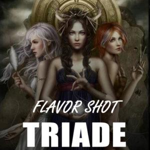 Flavor shot triade